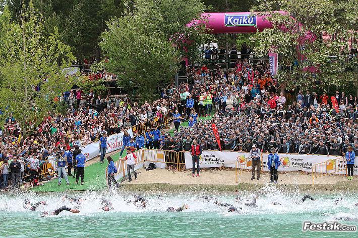 Gracias Por Convertir El Half Triathlon Pamplona – Iruña En Una Referencia Nacional