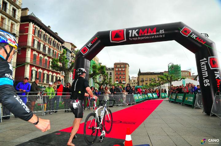 NAPEKO SPORT Reafirma Su Apuesta Por El Half Triathlon Pamplona – Iruña