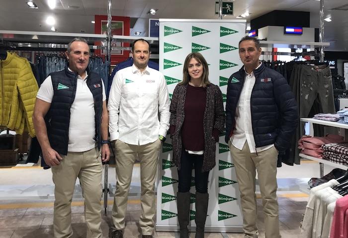El Corte Inglés Viste A La Organización De La Half Triathlon Pamplona-Iruña