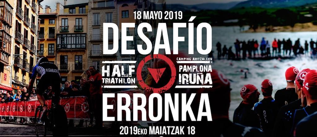 La Edición 2019 Del Half Triathlon Pamplona Iruña Cierra Inscripciones Con Cifras Record.