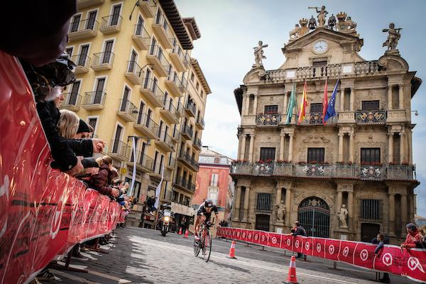 Todo A Punto Para El V Half Triathlon Pamplona Iruña